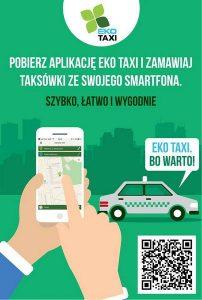 Aplikacja Eko Taxi Lublin
