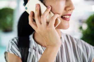 Zamawianie kursu taxi przez telefon