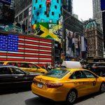 Żółte taksówki w Nowym Jorku - poznaj ich historię z Eko Taxi