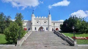 Atrakcje w Lublinie - zabytkowy zamek