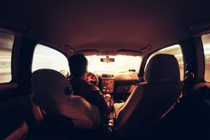 Praca w roli kierowcy taxi wymaga otwartości