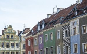 Kamienice w Poznaniu to atrakcja, którą warto zwiedzić z Eko Taxi
